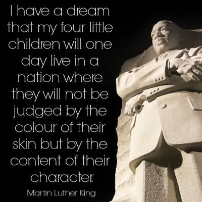 "Martin Luther King Jr I Have A Dream Speech Quotes Impressive I Have A Dream""  The 15 Best Quotes From Martin Luther King's ""i"