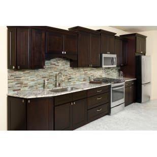 Best Faircrest Espresso Shaker Cabinets Sku Cl0051 Kitchen 640 x 480