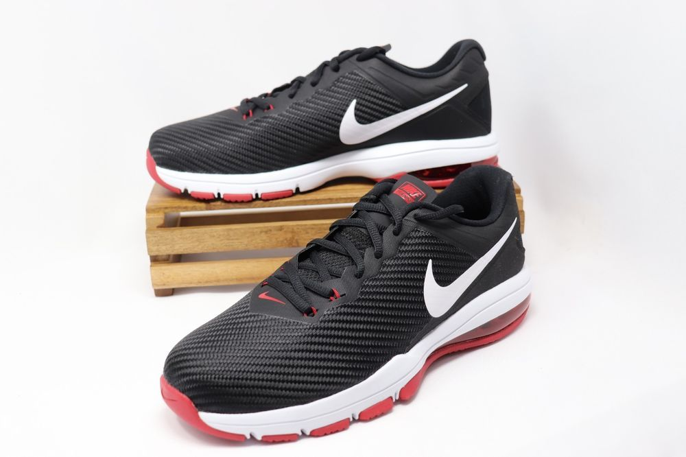 45a762065d Nike Air Max Full Ride TR 1.5 Running Training Shoes Black Red 869633-060  Men's #fashion #clothing #shoes #accessories #mensshoes #athleticshoes  (ebay link)