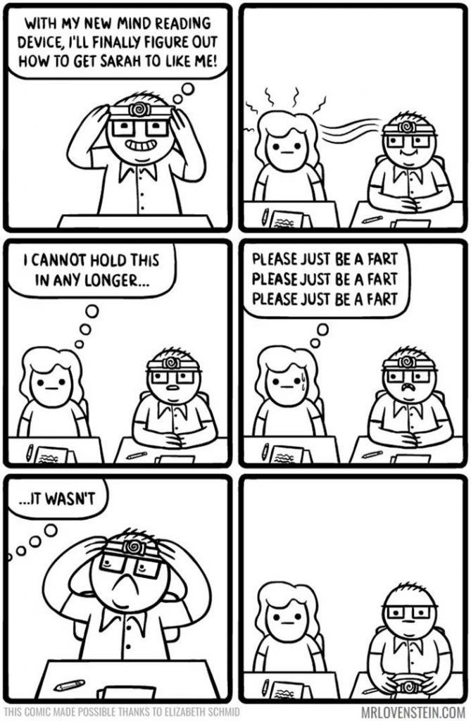 40 Absolutely Hilarious Comics For Creepy People Who Enjoy Dark