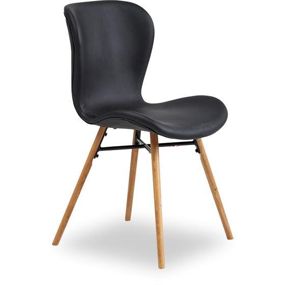 Ally Spisebordsstol   Spisebordsstol, Kunstlæder, Ideer
