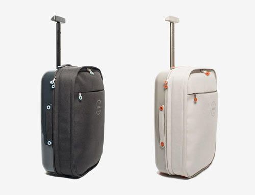 AirBag Lightweight Carryon by Michael Young for Zixag