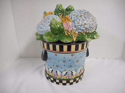 Sakuras-Hydranga-Flower-Pot-Cookie-Jar-by-Debbie.jpg 400×300 pixels