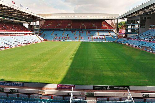 Villa Park, Aston Villa Saw Villa beat Blackburn 41