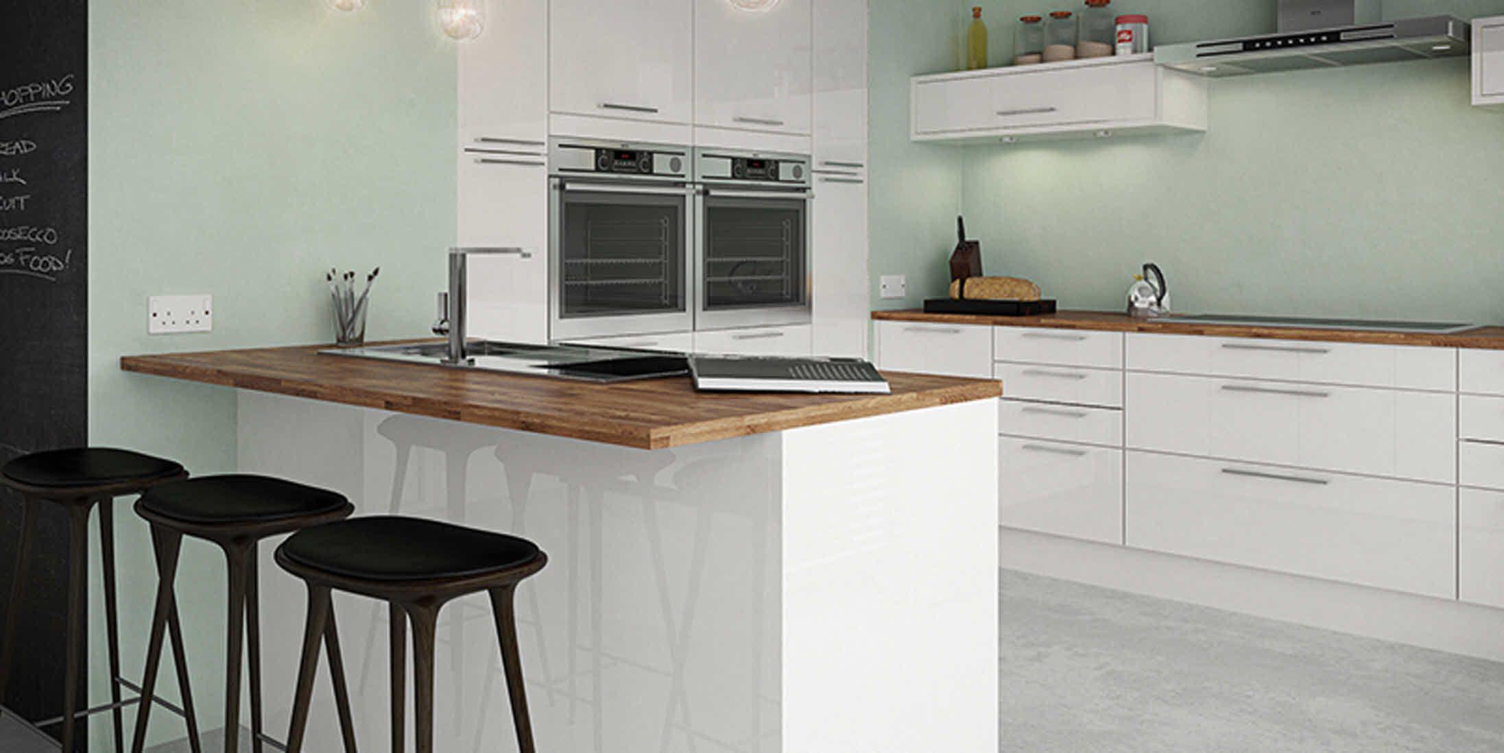 Magnet kitchen breakfast bar kitchen pinterest for Kitchen ideas magnet