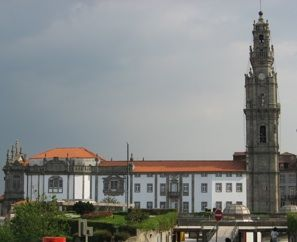 Clérigos Church Tower Was The Tallest Structure In Portugal When Completed  In 1763 And As The Main Feature Of The Portou0027s Skyline, Ships Used It As A  Guide ...