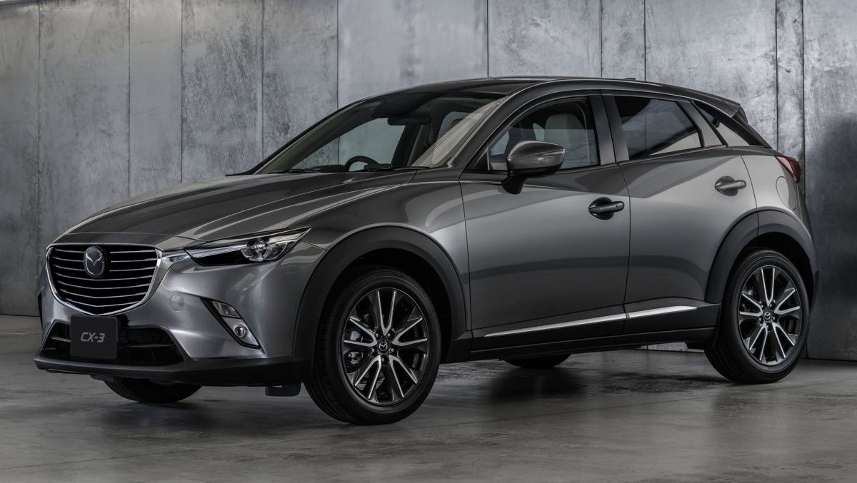 2017 mazda cx 3 grand touring review australia cars for you - Alongside The Revised 2017 Mazda 6 Bermaz Has Also Introduced The 2017 Mazda Cx