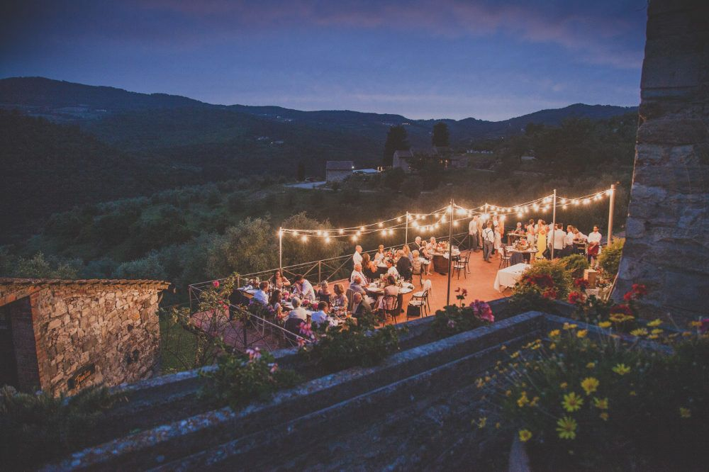 Tuscany Wedding Planner Wedding With Vibrant Decor And A Classic Italian Twist Wedding In Wonderland Images by Rosa Paola Lucibelli