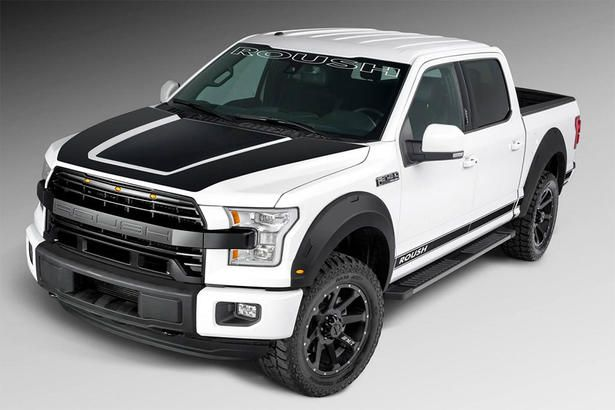 2015 Ford F150 Accessories By Roush Performance Ford F150