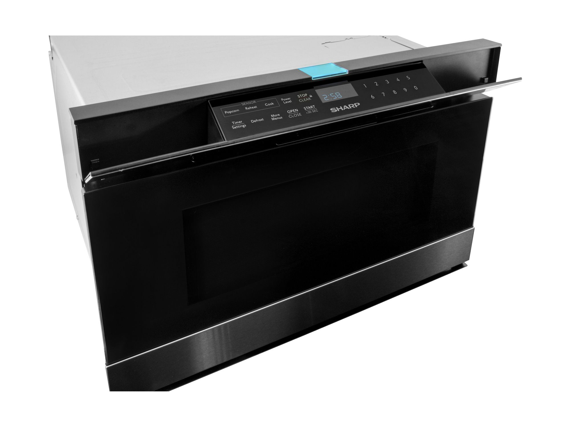 ovens canada mdte drawer steel design stainless transitional with wolf air drawers oven sharp microwave