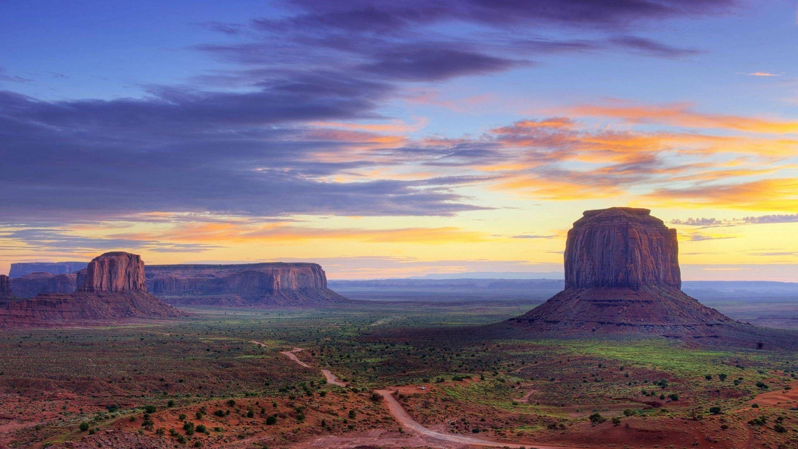 Monument Valley Cool Sunset Fun Nature Desert Mountain Wallpaper Pics