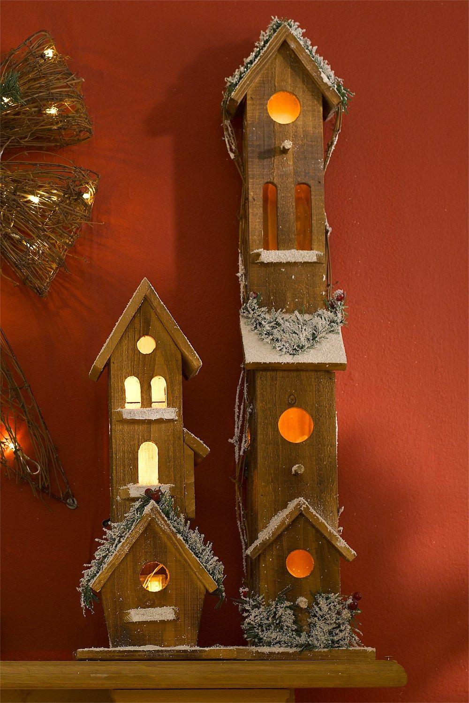 Ezibuy Christmas Shop Xmas Decorative Light Up House Ezibuy New Zealand