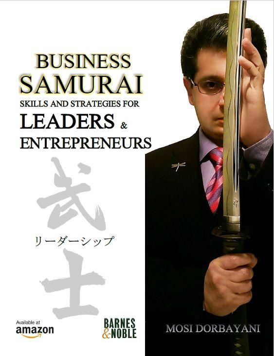 Business Samurai, Leadership