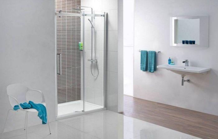 Schiebetür-Duschkabinen für moderne Badezimmer Badezimmer Ideen - schiebetüren für badezimmer