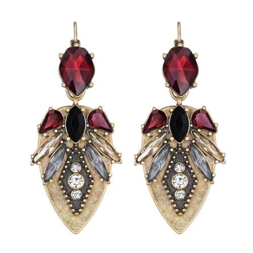 Fair Isle Convertible Statement Earrings | Chloe + Isabel #Jewelry ...
