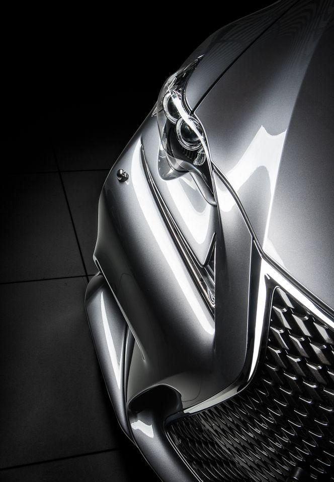 Lexus IS - Bold New Design