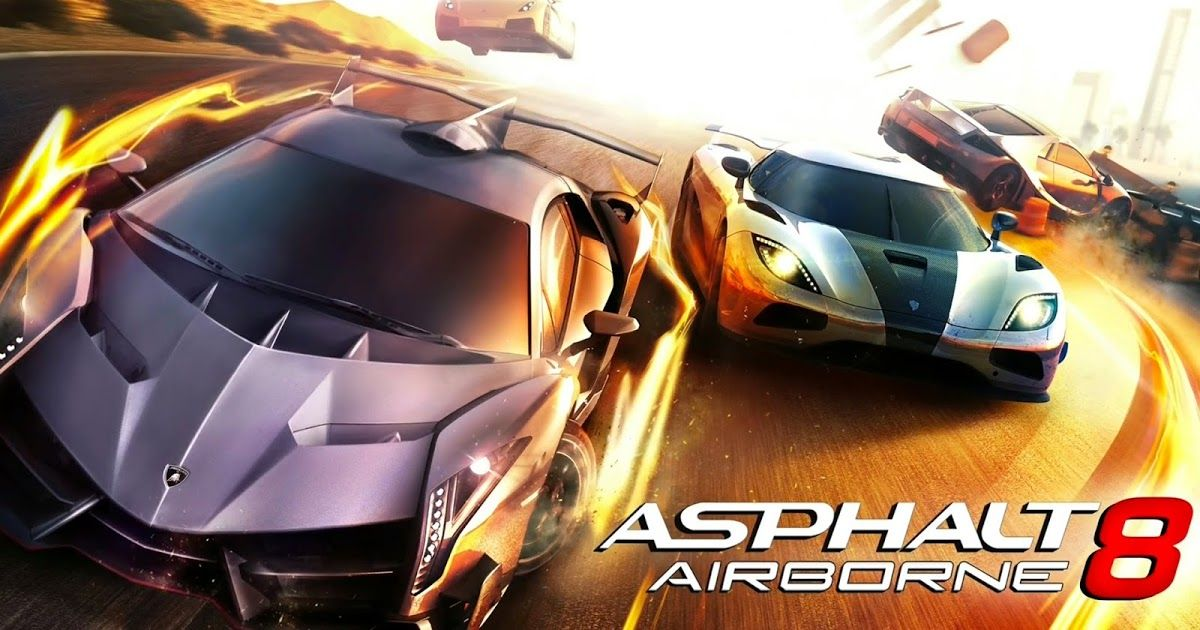 Free Download Asphalt 8 Airborne Game Apps For Laptop Pc
