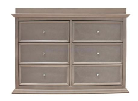549 Million Dollar Baby Foothill Dresser W Changer Tray