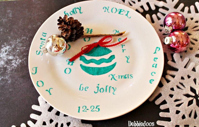 All things Dollar tree Christmas party - Debbiedoos