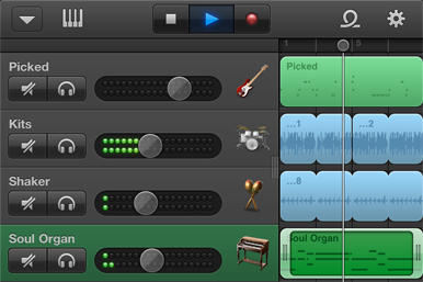 Do you have an iPhone or iPad? GarageBand is a fantastic