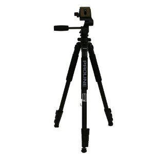 Dolica AX680P104 68-Inch Proline Tripod and Pan Head - http://electmecameras.com/camera-photo-video/tripods-monopods/dolica-ax680p104-68inch-proline-tripod-and-pan-head-com/