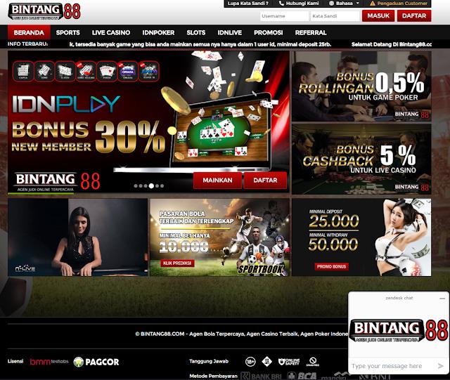 Link Alternatif Bintang88 Slots Game Persandian