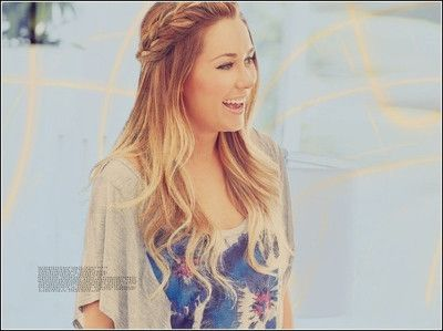 Lauren Conrad. I love her and her style she always looks very stylish and classy:)