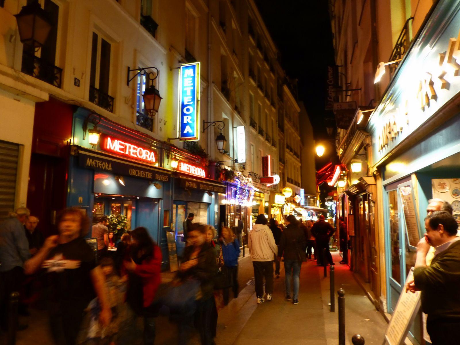 El Barrio Latino en la noche (París) | by loco085