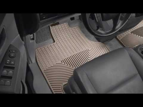 2016 Toyota Sienna All Weather Car Mats Weathertech All Season