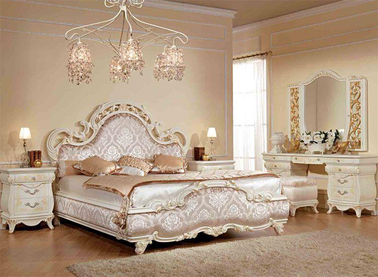 Luxus Schlafzimmer Set  - luxus schlafzimmer design