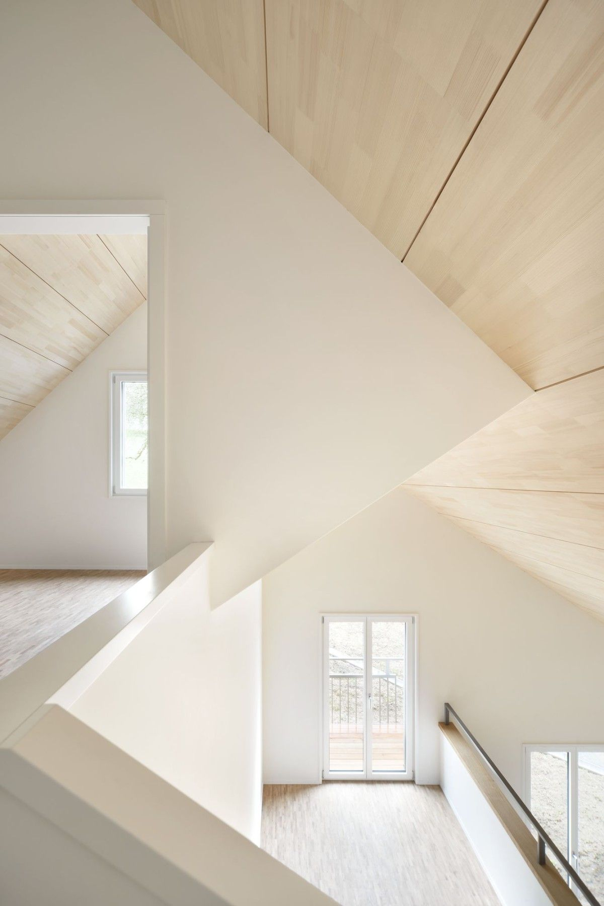 Atelier M . Winterhalde refurbishment . Langnau am Albis (2) | Home ...