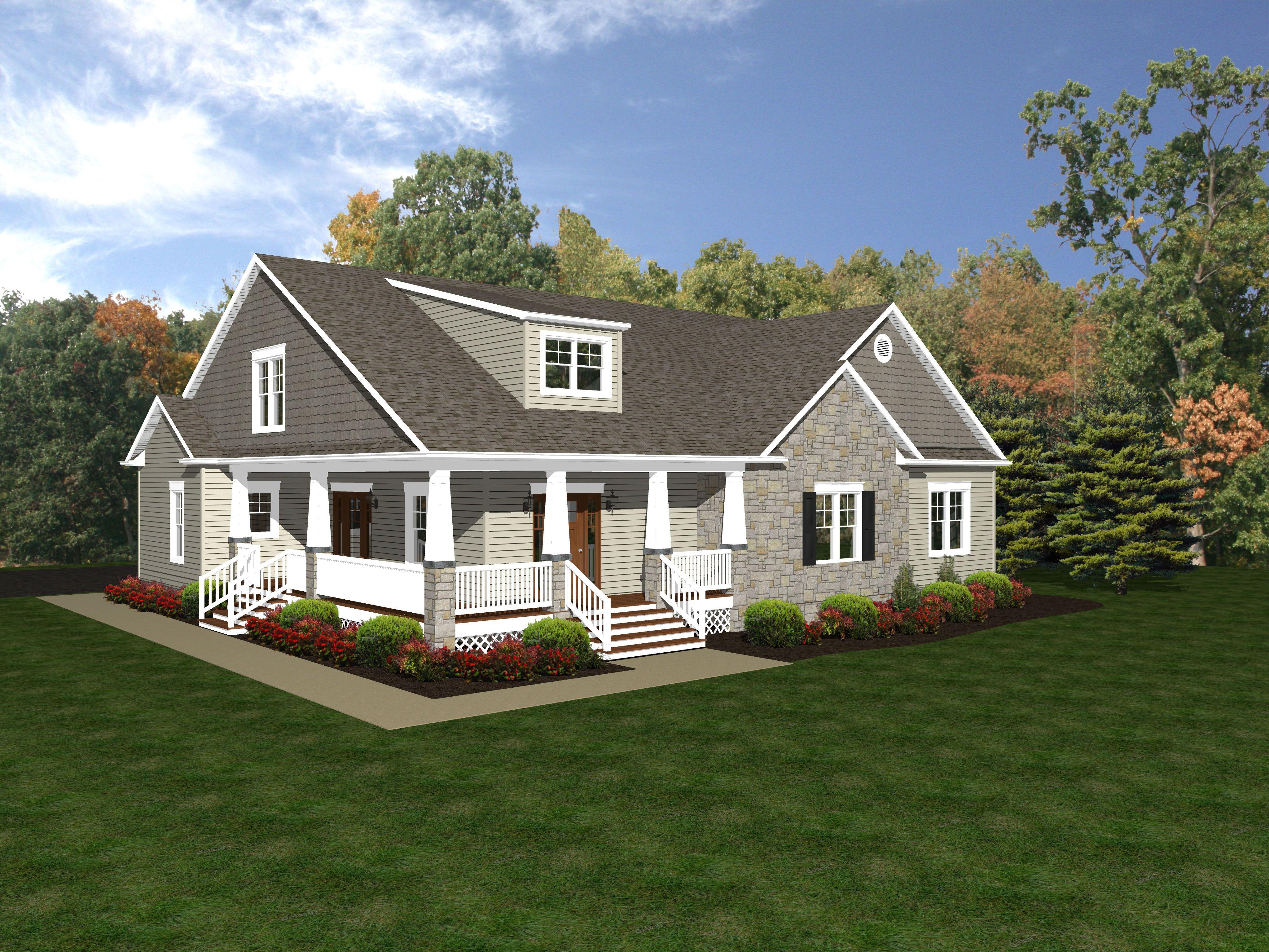 Greenwood Craftsman Craftsman House Plans Exterior House Remodel Modular Home Plans