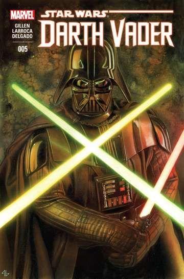 Darth Vader 2015 2016 5 Comics By Comixology Star Wars Comics Star Wars Geek Vader Star Wars