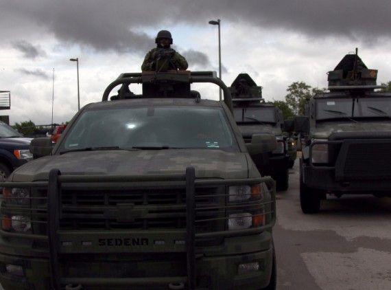Especialistas y activistas coinciden en la urgencia de sacar al Ejército de las calles. Foto: Cuartoscuro.