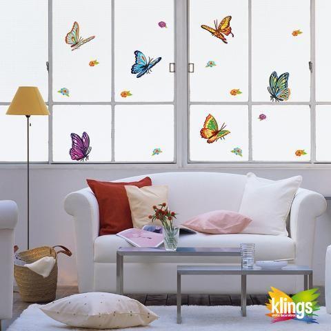 Vinilos Decorativos - MARIPOSAS 3D. WALL STICKER DECOR