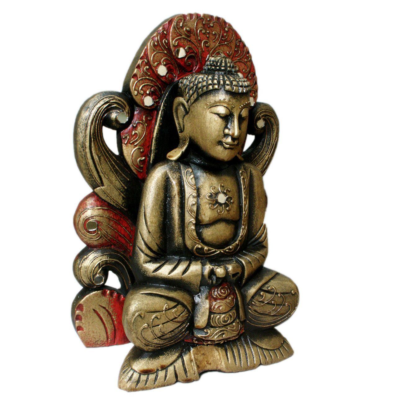 Singa Sana Buddha Statue