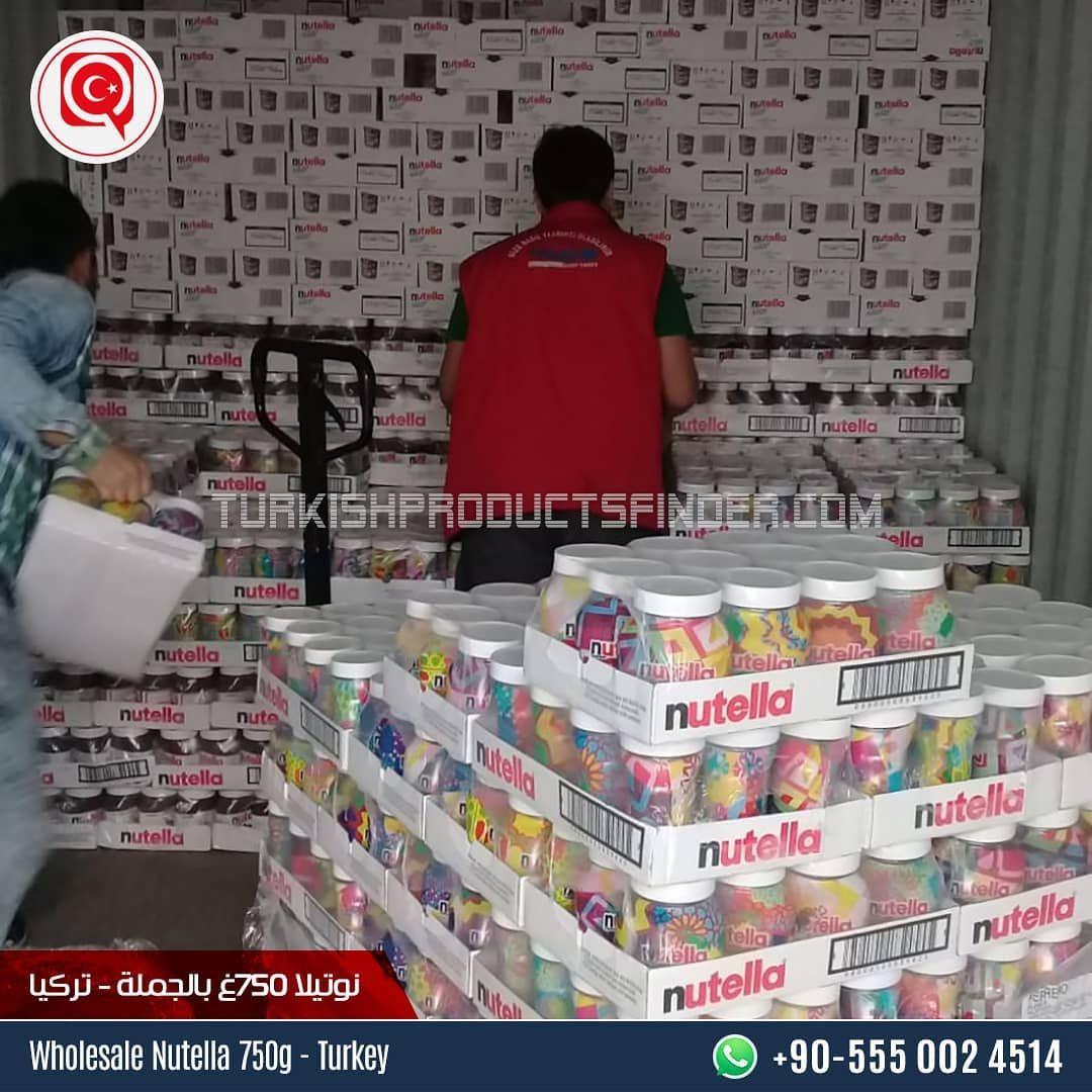Wholesale Only Nutella Chocolate 750g From Turkey للبيع بالجملة فقط شوكولا نوتيلا 750غ من تركيا Whatsapp 009 Instagram Posts Instagram Trading