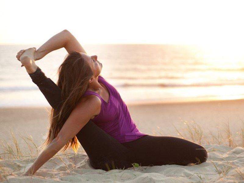 Activité : Yoga