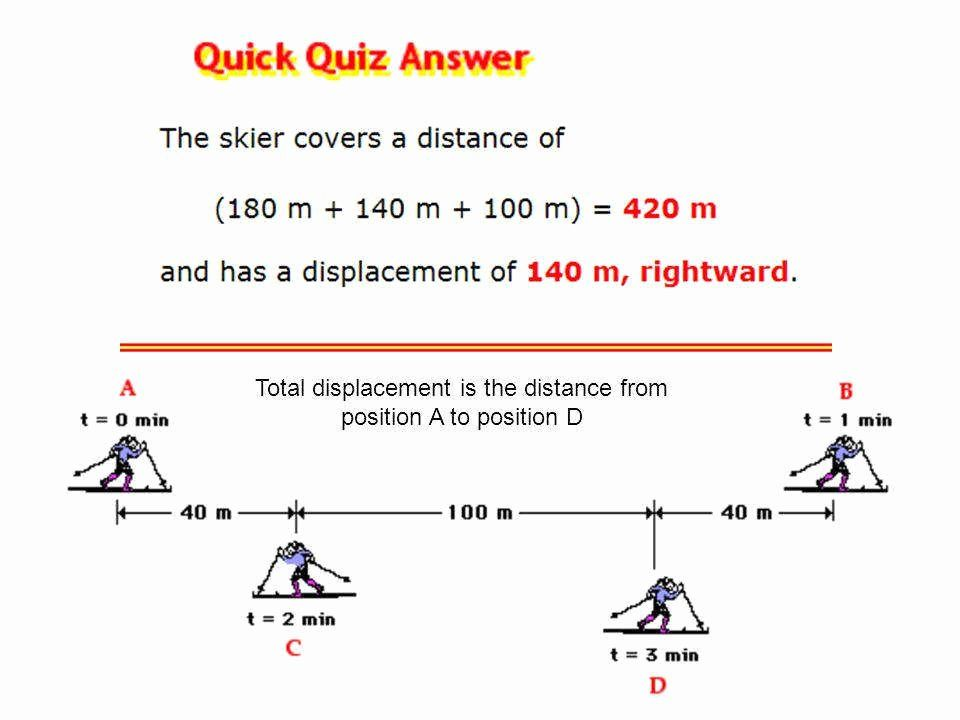 50 Distance And Displacement Worksheet Answers In 2020 Worksheets