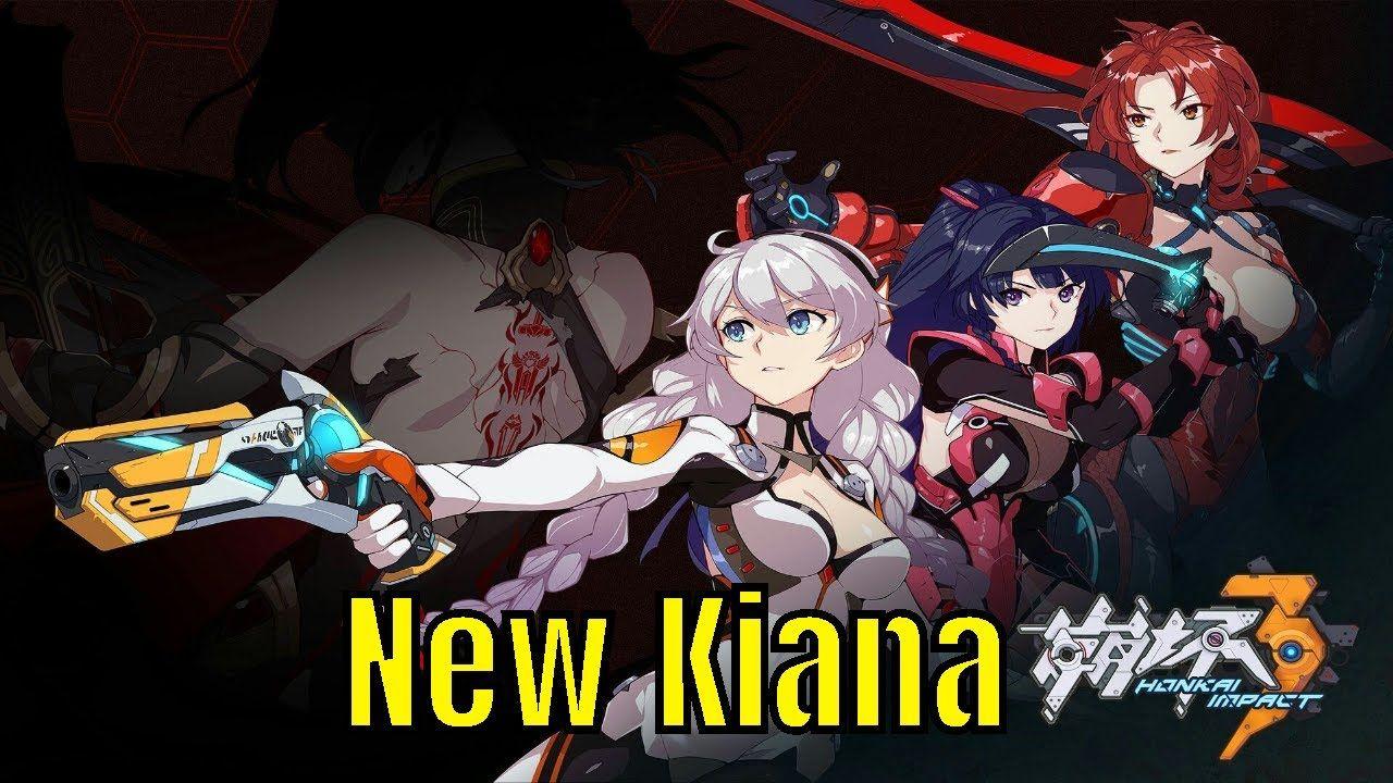 Honkai Impact 3: A Ranked Kiana and Progress/Gacha | MMORPG Live