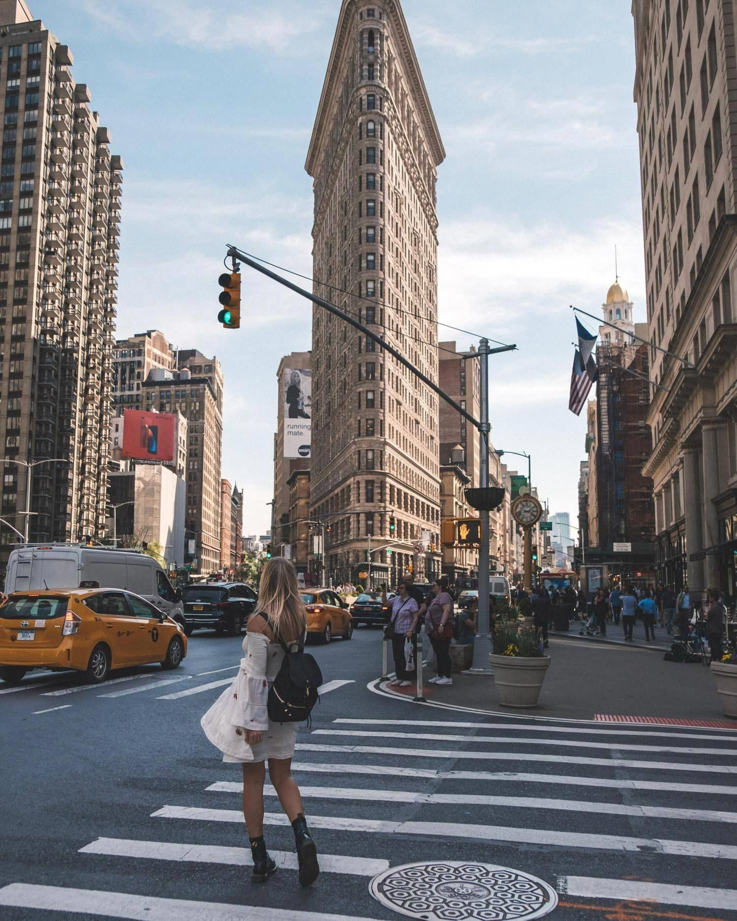 There Is So Much To See In New York City Its Bustling