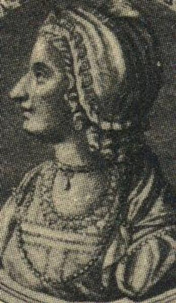 Claudine de Brosse (1450–1513), was a Duchess Consort of Savoy; married in 1485 to Philip II, Duke of Savoy.