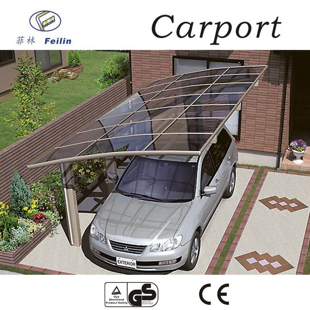 Portable Parking Garage >> Source Strong And Durable Aluminum Car Parking Shade The