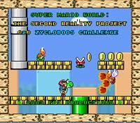 Play Super Mario World The Second Reality Project 2 3 Worlds