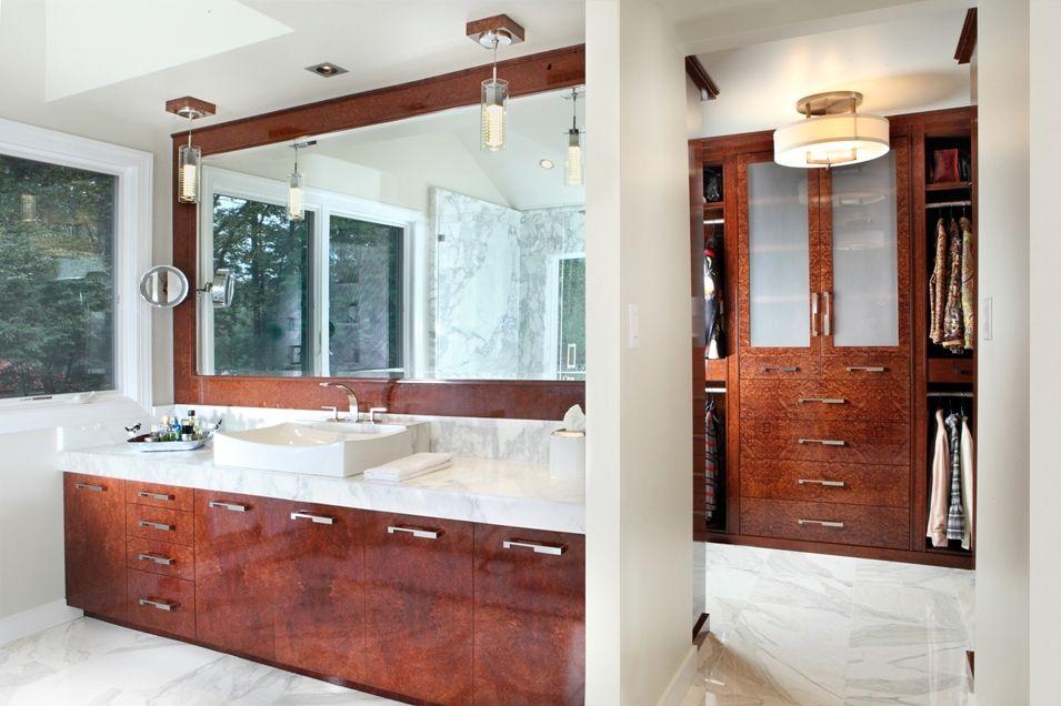 Design Portfolio Awards Extended To Nov 15 Bathroom Closet Master Bathroom Closet Bedroom