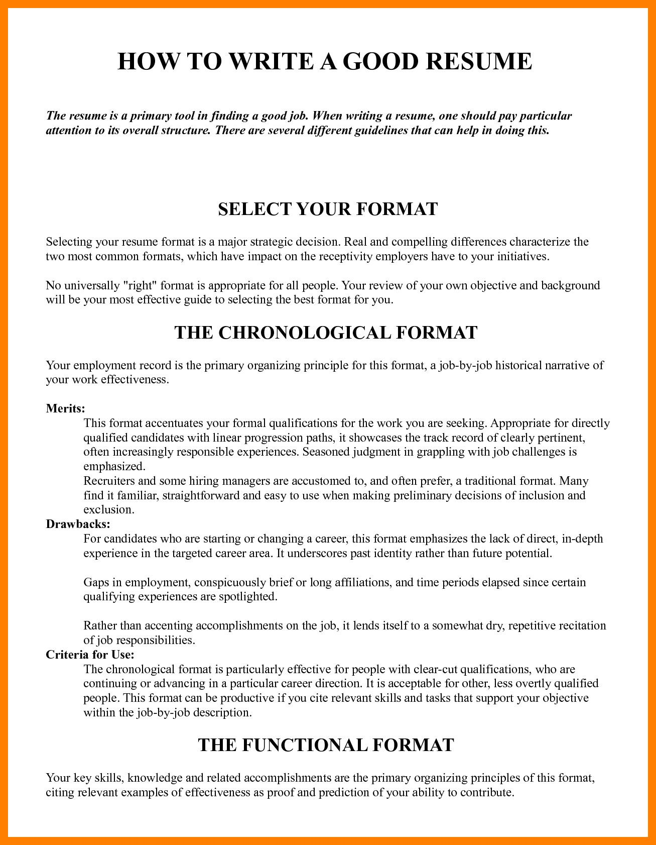 Spacing Cover Letter For Resume Good Resume Examples How To