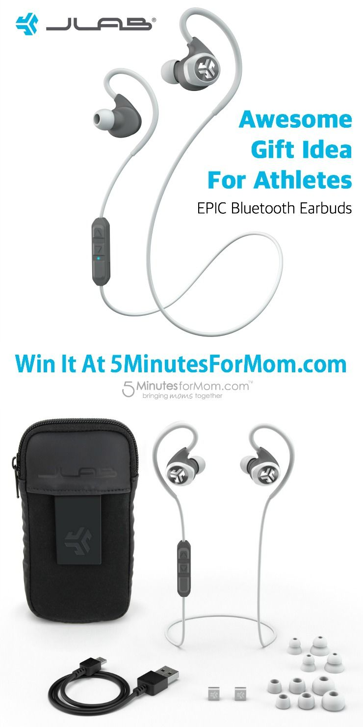 Epic bluetooth earbuds christmas gift idea gifts