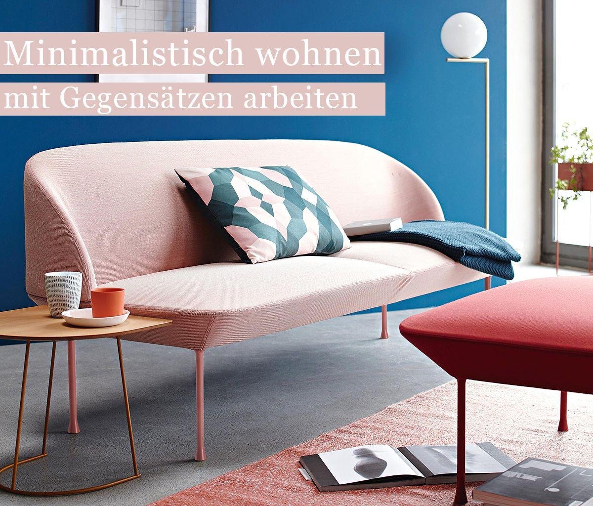 Mit Gegensatzen Arbeiten Bild 11 Schoner Wohnen Wohnzimmer Schoner Wohnen Wandfarbe Und Wohnen
