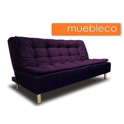 Sofa Cama Futon Sofacama Sillon Diseño Flete Gratis Sala A 3990 Hogar