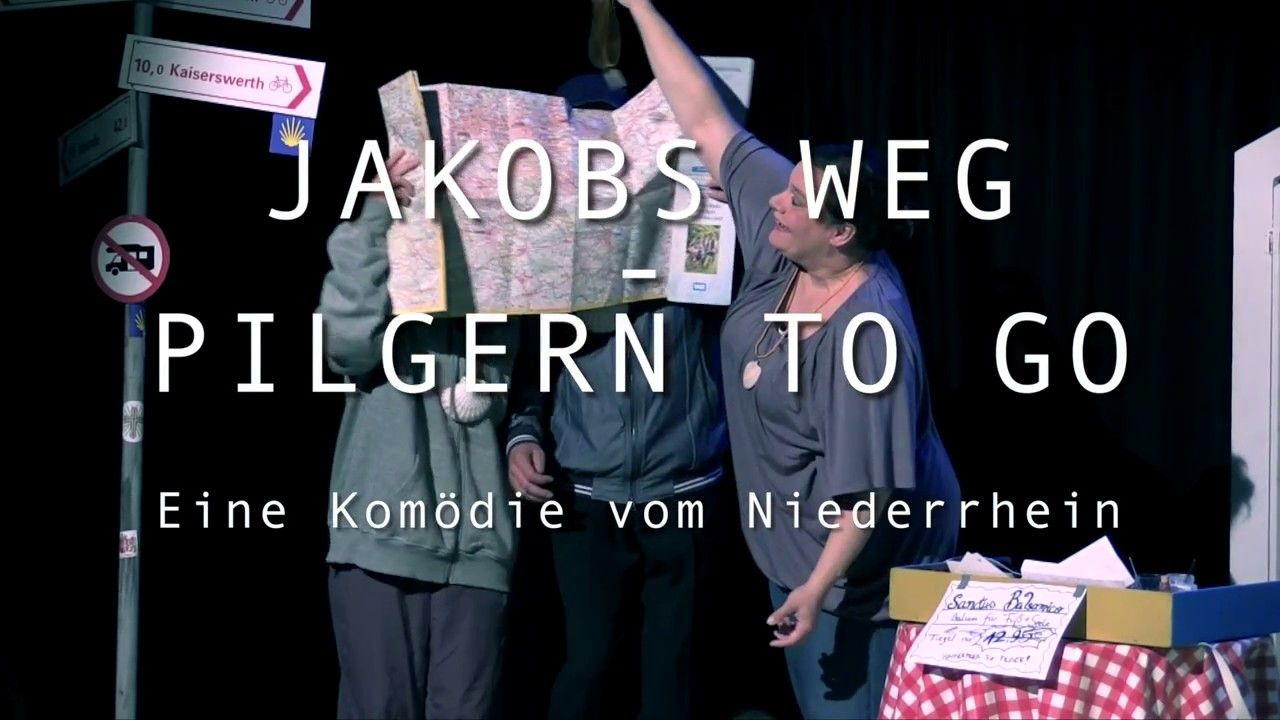 Schauspiel im TAS: Jakobs Weg - Pilgern to go  Wilde Niederrhein-Komödie Karten & Infos: http://ift.tt/2fv5kuf  From: Theater am Schlachthof Neuss  #Theaterkompass #TV #Video #Vorschau #Trailer #Theater #Theatre #Schauspiel #Clips #Trailershow